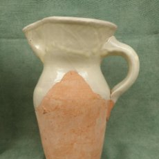 Antigüedades: CERAMICA POPULAR VASCA - JARRA DE TXAKOLI CHACOLI. Lote 149485993