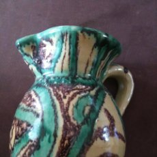 Antigüedades: JARRA VINO PUNTER. Lote 96210099