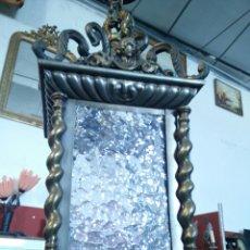 Antigüedades: FAROL DE LATON. Lote 96216434