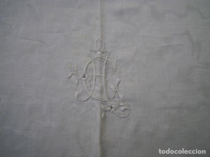 Antigüedades: Mantelería - Foto 13 - 96224903