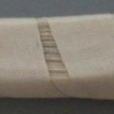 Antigüedades: ANTIGUO GALÓN - CINTA DE LINO S.XIX. Lote 119501391