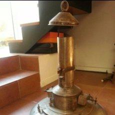 Antigüedades: LAMPARA GAS TIPO PETROMAX. Lote 96416299