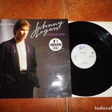 Discos de vinilo: JOHNNY LOGAN HOLD ME NOW MAXI SINGLE VINILO DEL AÑO 1987 ESPAÑA EUROVISION 1987 IRLANDA 2 TEMAS. Lote 96416963