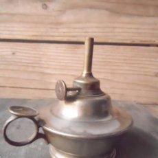 Antigüedades: LAMPARA QUINQUE ANTIGUO DE CALIDAD SUPERIOR DEPOSÉ R G PARIS . Lote 96445135