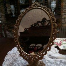 Antigüedades: ESPEJO BASCULANTE. Lote 96461332