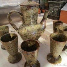 Antigüedades: JUEGO CAFE. Lote 96489711