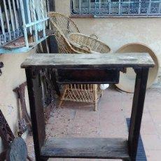 Antigüedades: MUEBLE DE MADERA. Lote 96533307