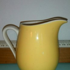 Antigüedades - Jarra leche porcelana alemana saar - 96552175