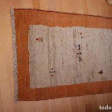 Antigüedades: PEQUEÑA ALFOMBRA SIGLO XX. Lote 96759947