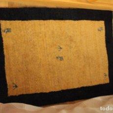 Antigüedades: PEQUEÑA ALFOMBRA DEL SIGLO XX. Lote 96760011