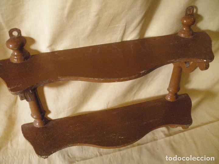 REPISA ANTIGUA (Antigüedades - Muebles Antiguos - Repisas Antiguas)