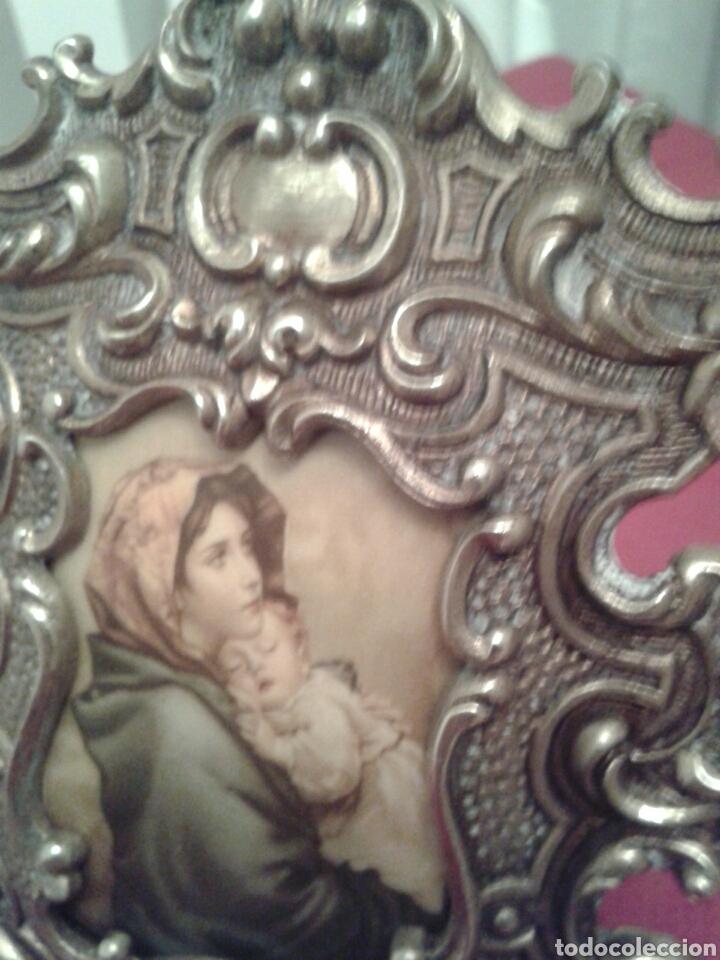 Antigüedades: ANTIGUO MARQUITO BRONCE - Foto 4 - 96804398