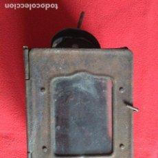 Antiquitäten - ANTIGUO FAROL DE CARRO - 96857179