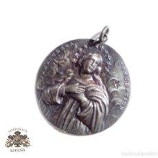 Antigüedades: MEDALLA - INMACULADA CONCEPCIÓN - 4 CM DE DIÁMETRO. Lote 102025194