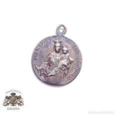 Antigüedades: ANTIGUA MEDALLA RELIGIOSA - MARIA AUXILIADORA. Lote 96863131