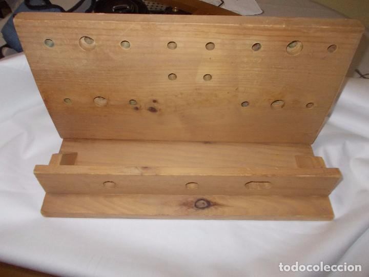 REPISA DE MADERA (Antigüedades - Muebles Antiguos - Repisas Antiguas)