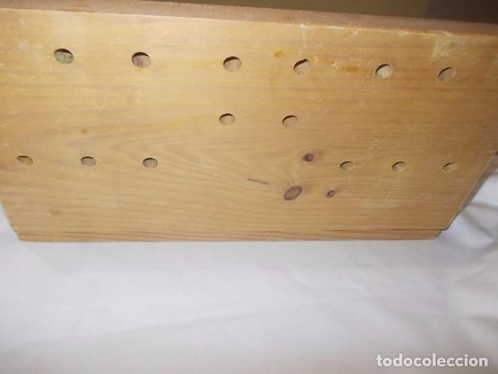Antigüedades: repisa de madera - Foto 6 - 96883079