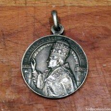 Antigüedades: MEDALLA PLATA RELIGIOSA 50 ANIVERSARIO 1929. Lote 96896615