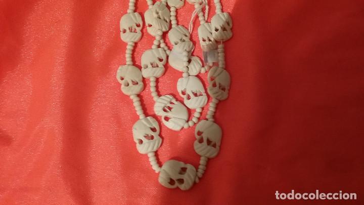 Antigüedades: collar de marfil - Foto 2 - 96900023