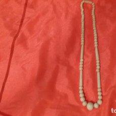 Antiques - collar de marfil - 96900107