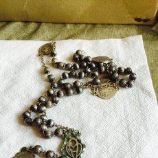 Antigüedades: BONITO ROSARIO ANTIGUO. Lote 96959431