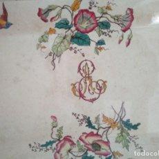 Antigüedades: BONITA BANDEJA DE CERÁMICA PICKMAN. 33 X 14 CM.. Lote 96960203