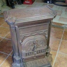 Antigüedades - Estufa carbón o leña - 96960515