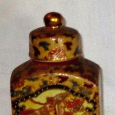 Antigüedades: TIBOR DE CERAMICA - CHINA. Lote 96966103