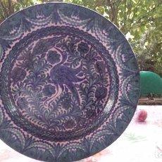 Antigüedades: VIEJO PLATO DE FAJALAUZA. Lote 97036783