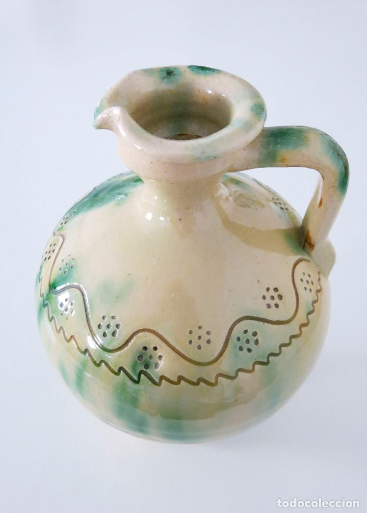 CERÁMICA DE TITO, ÚBEDA. JARRÓN (Antigüedades - Porcelanas y Cerámicas - Úbeda)