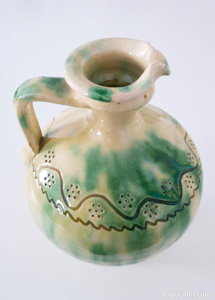 Antigüedades: CERÁMICA DE TITO, ÚBEDA. JARRÓN - Foto 2 - 97080943