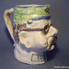 Antigüedades: JARRA DE CERÁMICA XIX . Lote 97087835