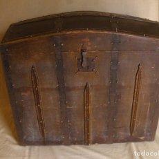 Antigüedades: BAUL SS XVIII. Lote 97105327