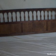 Antigüedades: CABECERO CASTELLANO-. Lote 97110455