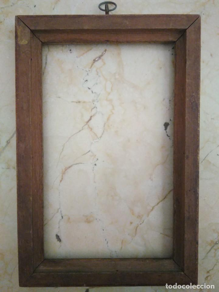 marco de madera dorado . 19 x 13 cm. medidas - Comprar Marcos ...