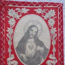Antigüedades: SAGRADO CORAZÓN DE JESÚS. Lote 97153023