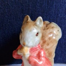 Antiguidades: BESWICK BEATRICE POTTERS TIMMY TIPTOES. Lote 97162663