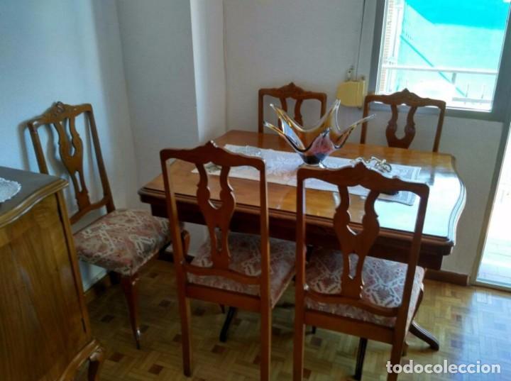 no hacemos envíos. mesa de comedor y 6 sillas a - Comprar Mesas ...
