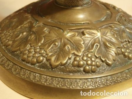 Antigüedades: Pareja de candeleros Franceses - Foto 4 - 97195483