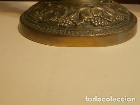 Antigüedades: Pareja de candeleros Franceses - Foto 7 - 97195483