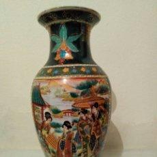 Antigüedades: JARRÓN CHINO. Lote 97208892