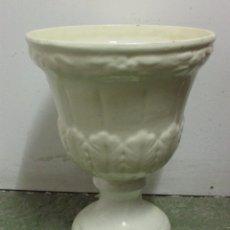 Antigüedades: PORTATIESTOS BLANCO CERÁMICA #. Lote 97236555
