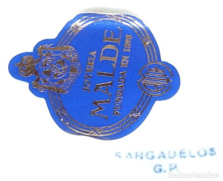 Antigüedades: FIGURA AFILADOR EN PORCELANA SARGADELOS - Foto 13 - 97265727