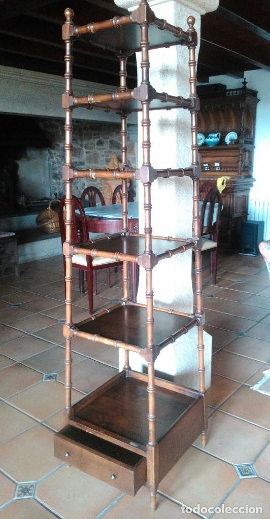 ESTANTERÍA PARA (Antigüedades - Muebles Antiguos - Auxiliares Antiguos)