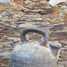 Antigüedades: BOTIJO EN CERÀMICA CATALANA LA BISBAL ( GIRONA ). Lote 97299551