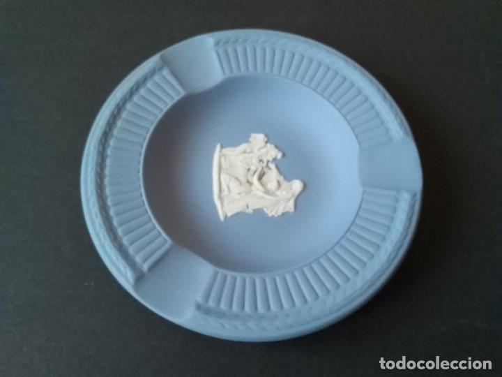 Antigüedades: Cenicero de porcelana Wedgwood - Foto 5 - 97314763
