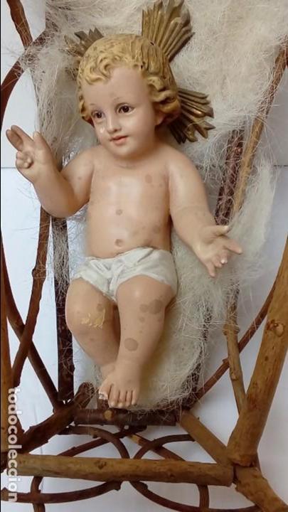 Antigüedades: nacimiento OLOT- - Foto 2 - 97329595