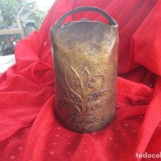 Antigüedades: CENCERRO ANTIGUO SONIDO MUY ABRADABLE. Lote 97361331