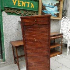 Muebles antiguos todocoleccion for Mueble fichero