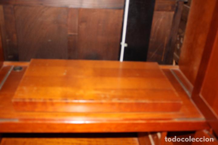 Antigüedades: MUEBLE TV, LUIS FELIPE. REF. 5859 - Foto 8 - 49197034